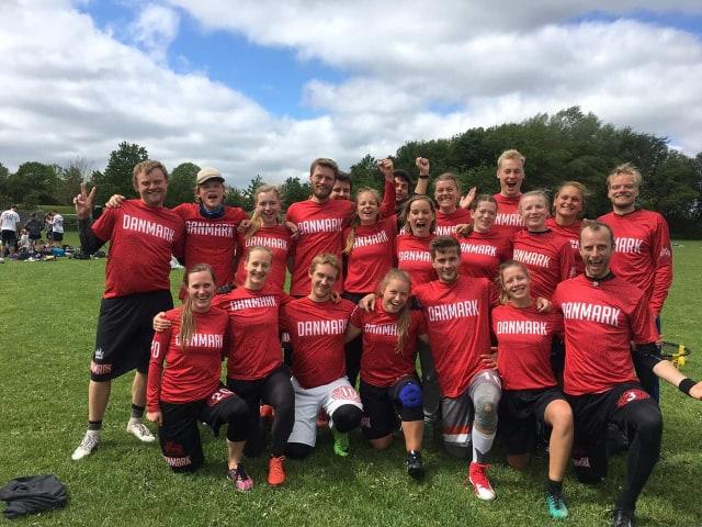 Danmarks mixlandshold 2019 - holdbillede