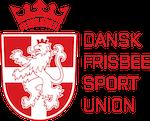 DFSUs logo med våbenskjold og navn